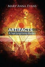 Artifacts: A Faye Longchamp Mystery (Faye Longchamp Series)-ExLibrary