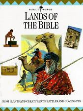 Lands of the Bible: From Plants and Creatures to Battles and Covenants (Bible W