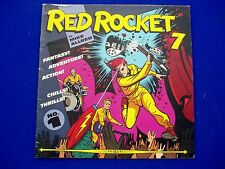 Red Rocket 7  #1 (of7) : Mike Allred. Sci fi, pop music, great artwork.