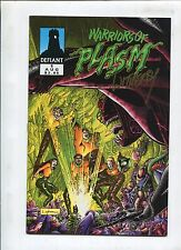 "WARRIORS OF PLASM #1 ""SIGNED BY MIKE WITHERBY"" (9.2)!"