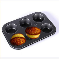 6 cup Muffin/Cup cake Nonstick Pan Tray 03