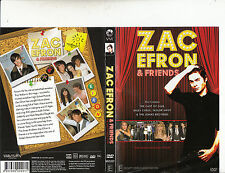 Zac Efron and Friends-The Unauthorized Story-Zac Efron-DVD