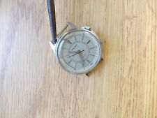 Watch Poljot Alarm 2612 Mechanical rare soviet ussr watch