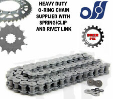 Suzuki GSR600 B Yoshimura 2010 Heavy Duty O-Ring Chain and Sprocket Kit
