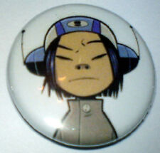 Noodle: Gorillaz (Feel Good Inc etc) 25mm Pin Badge ND8