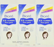 lot 30 Biore f Lady Pore Nose Pack Cleansing Strips