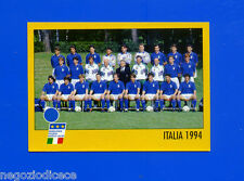 AZZURRI CON IP ITALIA - Merlin - Figurina-Sticker n. - SQUADRA ITALIA 1994 -New
