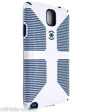 Speck CandyShell Grip Case Samsung Galaxy Note 3 White/Blue Cover Shell Bumper