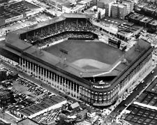 Brooklyn Dodgers EBBETS FIELD Glossy 8x10 Photo Print Stadium Poster
