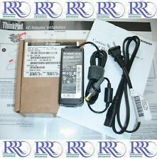 NEW GENUINE Lenovo ThinkPad 65W AC Adapter X60 X200 T60 T400 T500 Twist 40Y7696