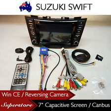 "7"" Car DVD GPS Navigation Hear Unit For SUZUKI SWIFT 2011-2015"