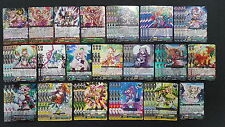 Cardfight Vanguard Neo Nectar Complete 50 Card Deck - Maiden Rose w/ Stride