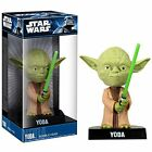 FUNKO STAR WARS YODA WACKY WOBBLER BOBBLE HEAD BRAND NEW RARE RETIRED