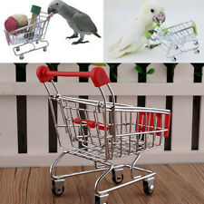 Fun Hamsters Pet Parrot Bird Toys Children Intelligence Growth Kids Moving Toy