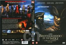 Brotherhood of the Wolf (2001) - Christophe Gans 2Disc / DVD NEW