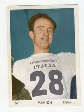 [KHY] FIGURINA OMNIA SPORT ANNO 1964/65 ATLETICA LEGGERA NUMERO 57 PAMICH