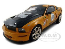 1:18 Shelby Collectibles  2008 Shelby Mustang Terlingua Race Team -Orange