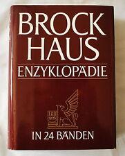 Brockhaus Enzyklopädie Band 14 MAG-MOD 19. Auflage Halbleder mit Goldschnitt