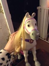 My First Disney Tangled MAXIMUS HORSE pony for Toddler Rapunzel