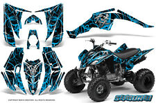 YAMAHA RAPTOR 350 GRAPHICS KIT CREATORX DECALS STICKERS SAMURAI BLIB
