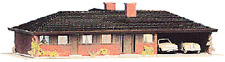Heljan Modern House with garage HO 1:87 Kit 218