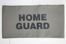 WW2 HOME FRONT REENACTMENT HOME GUARD DADS ARMY TYPE ARMBAND QUALITY COPY