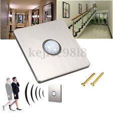 IR Infrared Save Energy PIR Motion Sensor Detector Automatic On/Off Light Switch