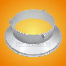 144mm Diameter Bowens Mounting Flange / Ring / Adapter / Mount for Speedring