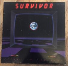 "Survivor - Caught in the Game 12"" LP, 1983 (Vinyl,Rock Sammlung)"