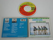 The Beach Boys/Surfer Girl & shut down volume 2 (Capitol CDP 2 93692 2) CD Album