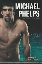 Michael Phelps Olympic Swimming Champ Bio 08 Beneath Th