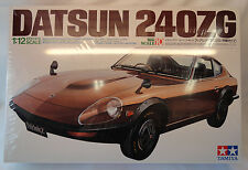 Tamiya 1/12 Scale Datsun 240ZG Plastic Model Kit 12010