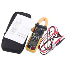 New HYELEC MS2008A Digital Clamp Meter AC DC Current Voltage Resistance Tester