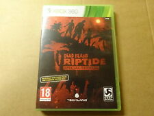 XBOX 360 GAME / DEAD ISLAND RIPTIDE - SPECIAL EDITION