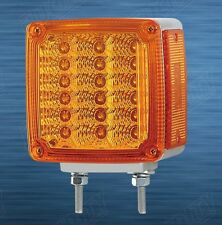 Lucidity Amber Turn signal light,Indicator. May suit Kenworth,Freightliner,Truck
