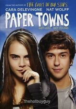 Paper Towns (DVD, 2015) NEW