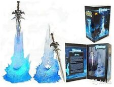 WOW WORLD OF WARCRAFT-  THE LICH KING ARTHAS MENETHIL FROSTMOURNE SWORD 11""