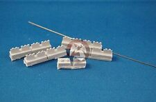 Tank Workshop 1/35 T-34 Rear Armor Door Type Hinges and Front Idler Bolts 355019