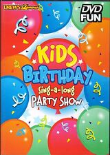 Drew's Famous KIDS BIRTHDAY Sing-a-long PARTY SHOW: BOYS GIRLS DANCE CELEBRATION