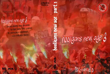 DVD  HOOLIGANS NEW AGE VOLUME 3 (HOOLS,FIGHTS,CASUALS,CLASHES,ULTRAS,EUROPE)