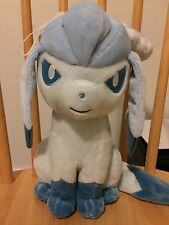 Banpresto DX Glaceon I love eevee Pokemon Plush
