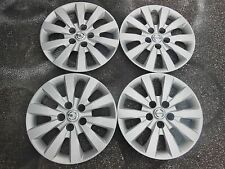 "Factory Nissan Sentra Hubcaps Wheel Covers 2013 2014 2015 16"" Set of 4 #53089 #1"