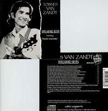 TOWNES VAN ZANDT  dollar bill blues LIVE 1985