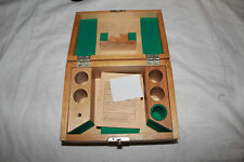 PZO Microscope Phase Contrast Box Wooden Chest PhZ PhS