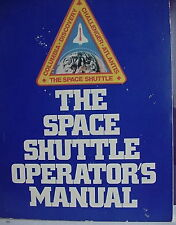 The Space Shuttle Operator's Manual, 1982, 3 Identical Books Selling as One Unit