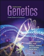 GENETICS: FROM GENES TO GENOMES 4th Edition Hartwell 2011 Stony Brook University
