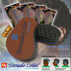 Double Barber Hair Sponge Brush Dreads Magic Locking Twist Coil Afro Curl Wave