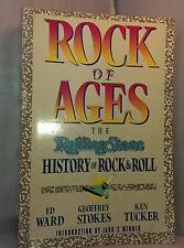 ROCK OF AGES the Rolling Stone History of Rock & Roll x Ward, Stokes, Tucker