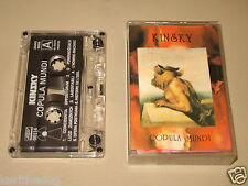 KINSKY - Copula Mundi - MC Cassette official polish tape 1993