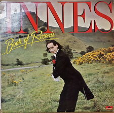 NEAL INNES (BONZO DOG BAND): The Innes Book of Records-NM1979LP UK IMPORT